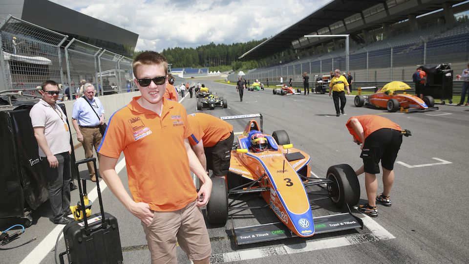 Motorsports / ADAC GT Masters 4. round, Red Bull Ring, AUT