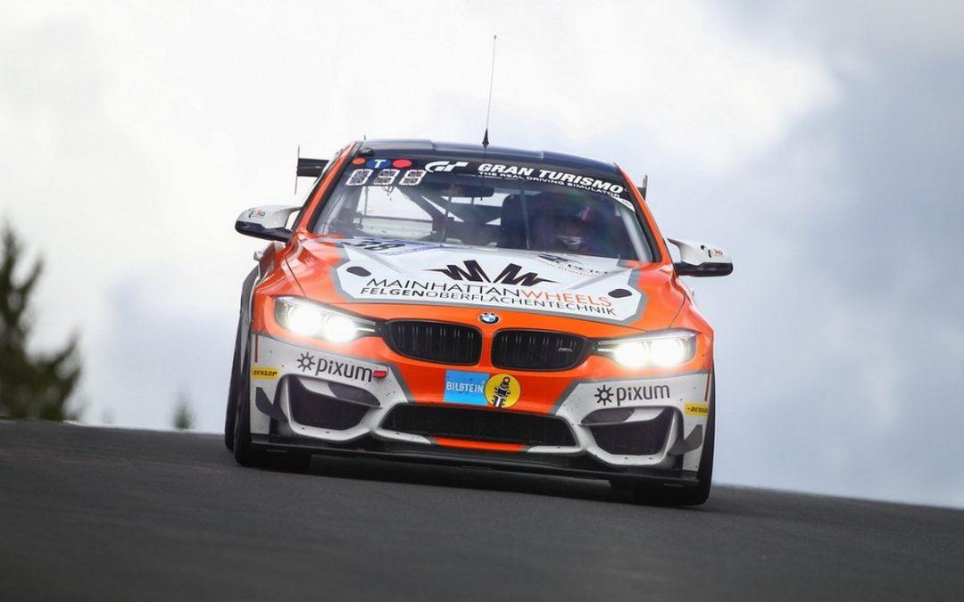 Sieg für Benjamin Mazatis auf der Nürburgring-Nordschleife