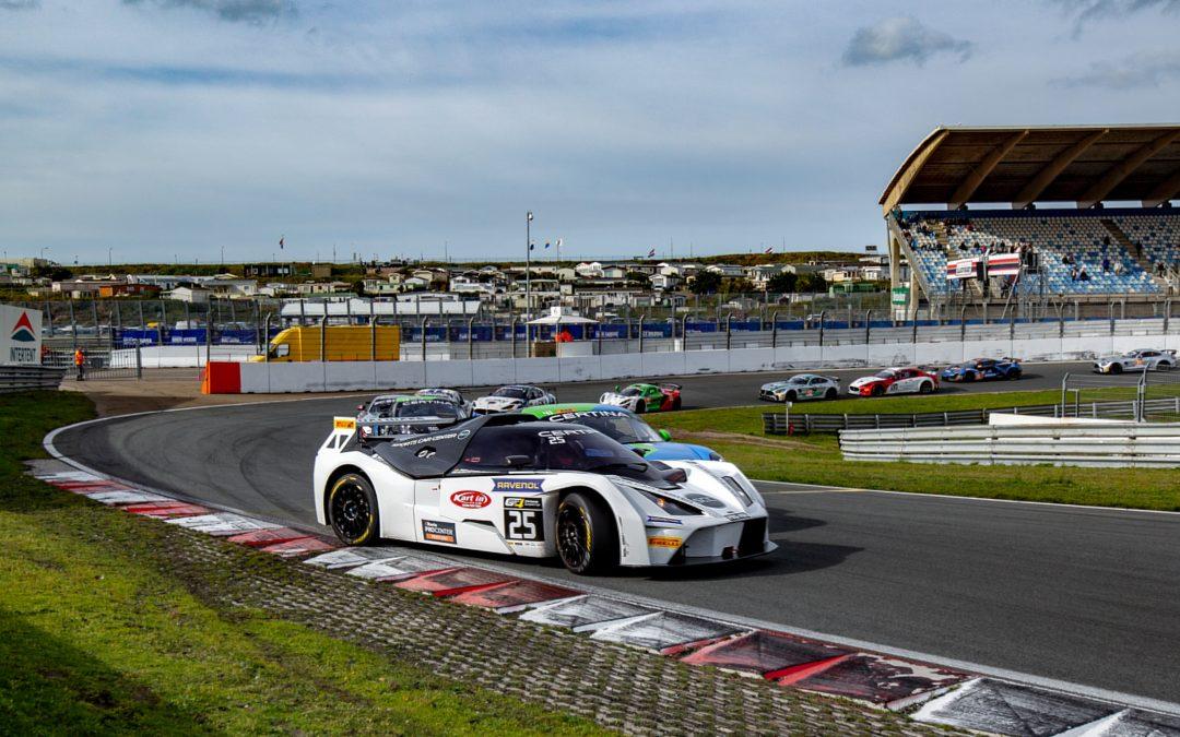Meisterschafts-Krimi in Zandvoort: Benjamin Mazatis kämpft bis zum letzten Saisonrennen um den Titel