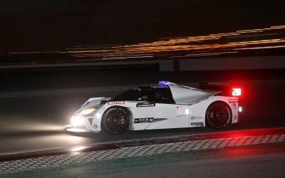 Last-minute call: Benjamin Mazatis to compete in the 24 Hours of Dubai