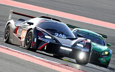Technikteufel schlägt zu:  Keine Chance auf ein Top-Ergebnis für Benjamin Mazatis bei 24h Dubai
