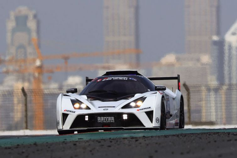 Last-Minute-Call: Benjamin Mazatis startet bei den 24h Dubai